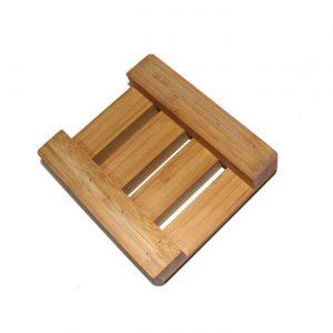 bamboo cutting board holder