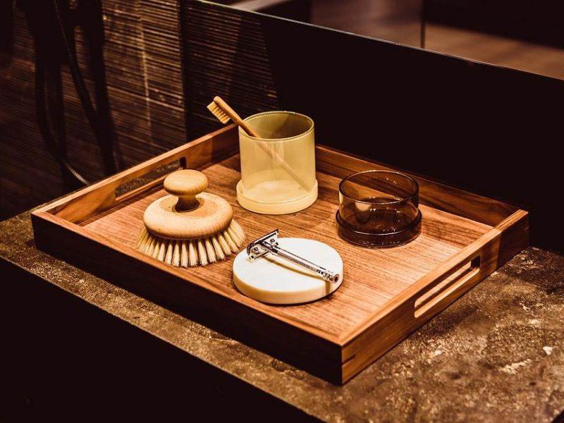 Bamboo Bathroomware