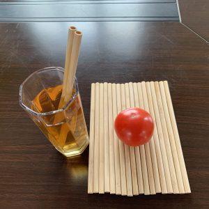 natural straw'
